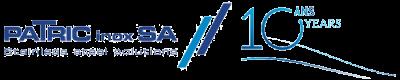 Logo Patric inox SA 10 ans